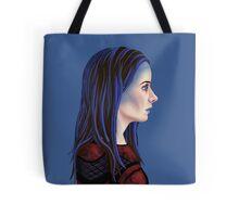 Illyria Portrait Tote Bag