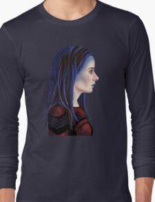 Illyria Portrait Long Sleeve T-Shirt