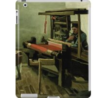Vincent Van Gogh - Weaver, 1884 iPad Case/Skin