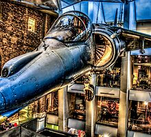 Imperial War Museum by Andrew Pounder
