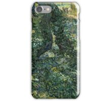 Vincent Van Gogh - Undergrowth, July 1889 - 1889 iPhone Case/Skin