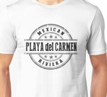 Playa del Carmen, Mexico Unisex T-Shirt