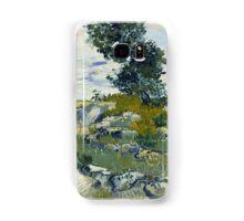 Vincent Van Gogh - The Rocks, 1888 Samsung Galaxy Case/Skin