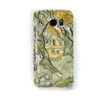 Vincent Van Gogh - The Road Menders, 1889 Samsung Galaxy Case/Skin