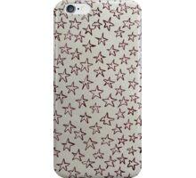 Magenta Stars iPhone Case/Skin