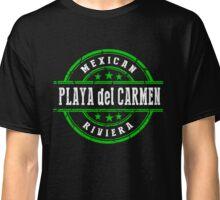 Playa del Carmen, Mexico Classic T-Shirt