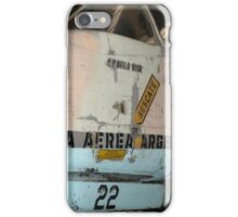 Pucara FMA 1A-58A iPhone Case/Skin