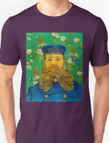 Vincent Van Gogh - Portrait of Joseph Roulin, 1889 Unisex T-Shirt