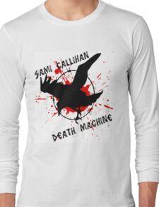 Sami Callihan Death Machine Long Sleeve T-Shirt