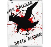 Sami Callihan Death Machine iPad Case/Skin