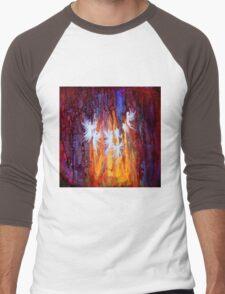 Light fairies Men's Baseball ¾ T-Shirt