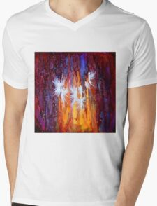 Light fairies Mens V-Neck T-Shirt