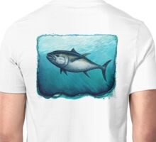 Bluefin Tuna ~ Watercolor Unisex T-Shirt