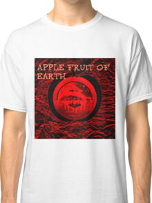 APPLE AND THE FLAT EARTH Classic T-Shirt