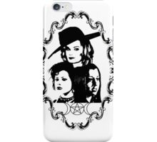TV Witches iPhone Case/Skin