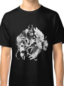 White dogs Classic T-Shirt
