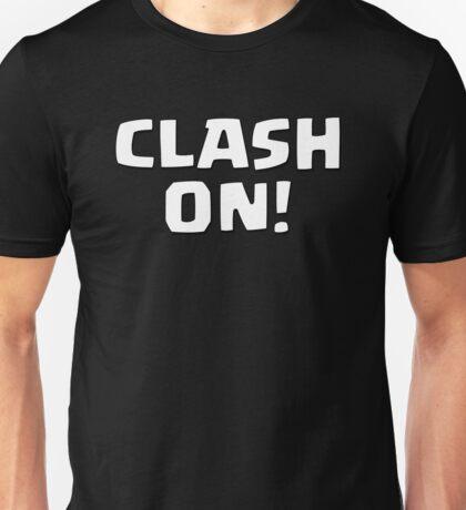 Clash On! Unisex T-Shirt