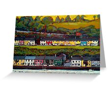 Glenbrook II, County Cork, Ireland Greeting Card