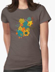 Summer romance Womens Fitted T-Shirt