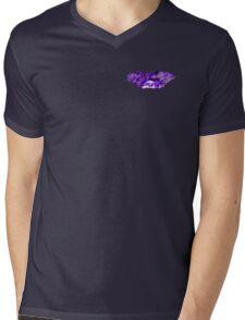 RALLY 1 PURPLE LIGHTNING   Mens V-Neck T-Shirt