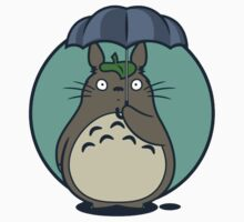 Studio Ghibli Totoro One Piece - Short Sleeve
