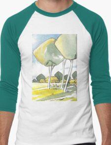 DWELLERS Men's Baseball ¾ T-Shirt
