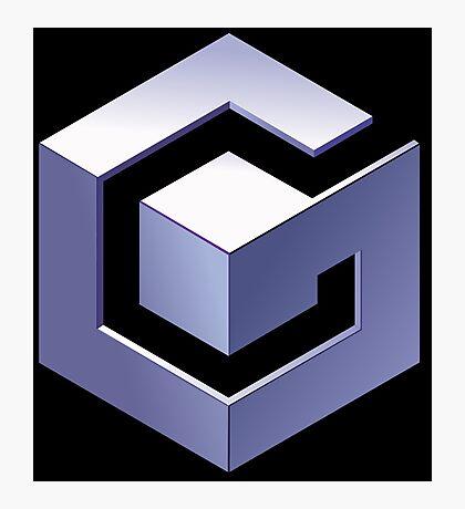 Gamecube Logo Photographic Print