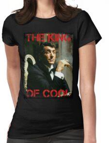 Dean Martin Womens Fitted T-Shirt