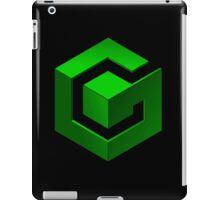 Gamecube Logo iPad Case/Skin
