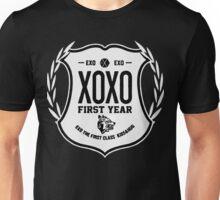 EXO XOXO Crest (White Version) Unisex T-Shirt