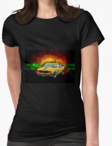 Peter Janson Torana Womens Fitted T-Shirt