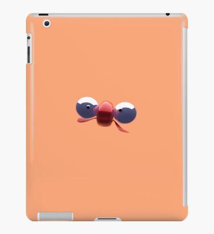 Blinky The Fish iPad Case/Skin