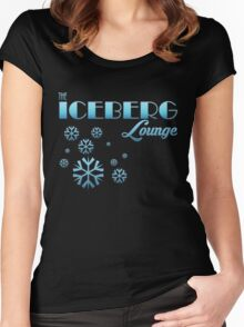 Lounge Women's Fitted Scoop T-Shirt