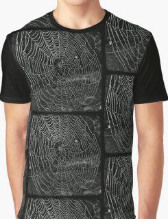 Spinnennetz Graphic T-Shirt