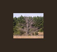 The Pine Tree Is Done               Pentax Digital Camera (X-5) Series Unisex T-Shirt