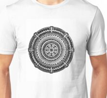 Temblor Negro Unisex T-Shirt