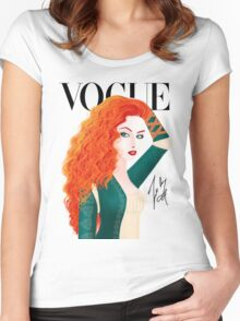 Scottish Beauty Women's Fitted Scoop T-Shirt