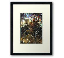 Fire Emblem Fates - Odin Framed Print