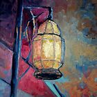 Colorful lamp by ruinedbrush