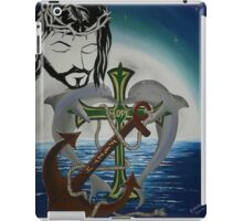 Hope, Faith and LOVE iPad Case/Skin