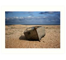 Dungeness Through a Prime Lens 07 Art Print