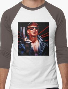 Terminator Trump Men's Baseball ¾ T-Shirt