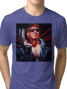 Terminator Trump Tri-blend T-Shirt