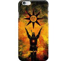 Praise the Sun Art iPhone Case/Skin