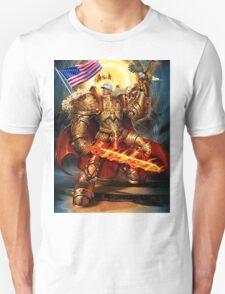God Emperor Trump Unisex T-Shirt