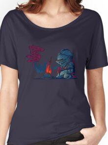 Dark Deathtiny Women's Relaxed Fit T-Shirt