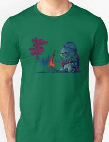 Dark Deathtiny Unisex T-Shirt