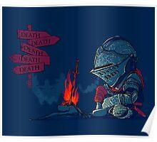 Dark Deathtiny Poster