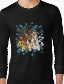 Mousplosion Long Sleeve T-Shirt