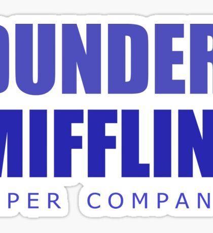 Dunder Mifflin inc. Sticker